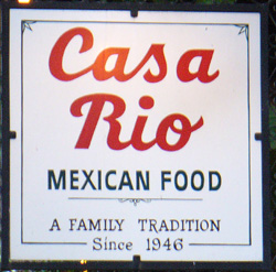 Casa Rio in San Antonio, Texas