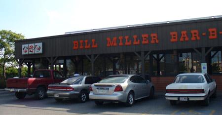 Bill Miller BBQ