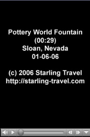 Click Here to See the Pottery World Fountain