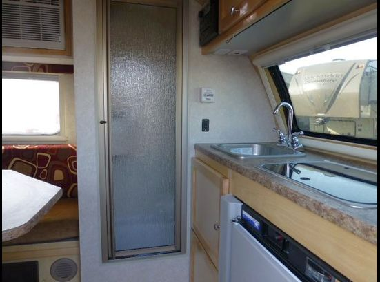 2013 TAB S Little Guy Trailer With A Bathroom From Starling Travel