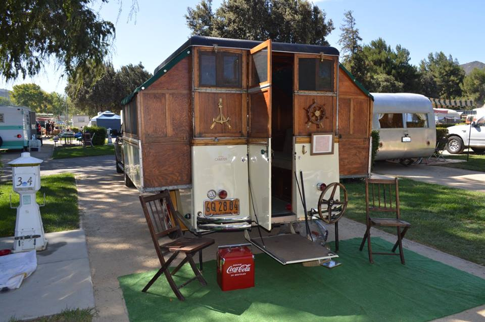 Vintage Pop Camper For Sale | Autos Post