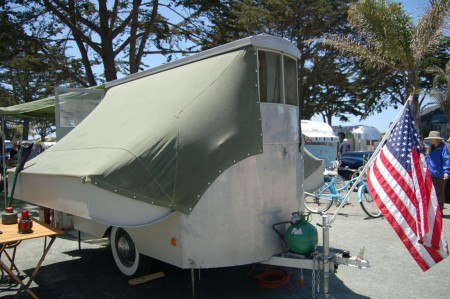 1951 Fallon Palace Trailer from Starling Travel