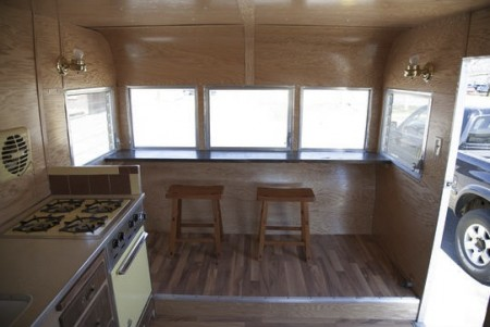 1959 Terry Remodeled Camper Trailer from Starling Travel