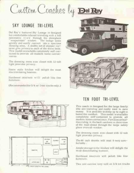 1964 Del Rey brochure
