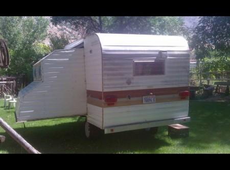 1964 Tip Out Camper