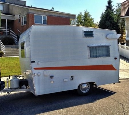 1966 Shasta Trailer for $4900 on KSL Classifieds