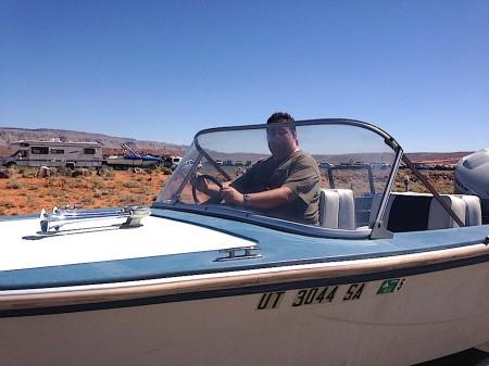 1968 Glaspar Motorboat from Starling Travel