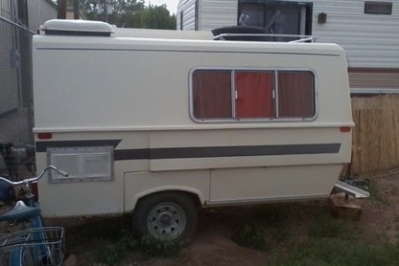 1972 Tecko Camper from Starling Travel