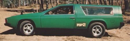 1972 Toyota RV-2