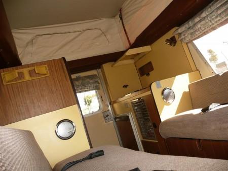 Starling Travel 187 1976 Chevy Blazer Chalet Popup Truck Camper