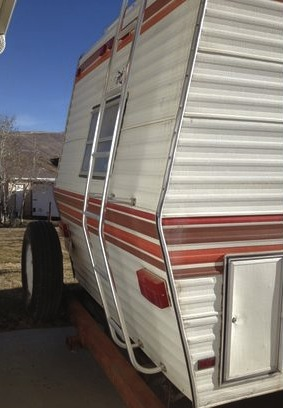 1980 Road Runner A Cute Fifth Wheel from Starling Travel