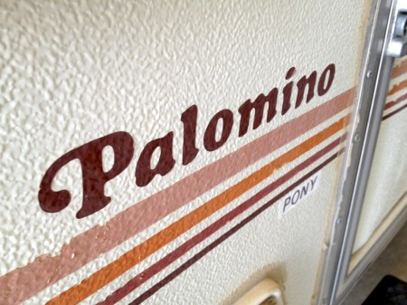 1988 Palomino Pony from Starling Travel