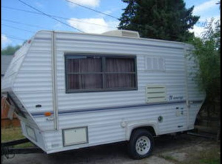 1993 Amerigo 16' M-165 Trailer Camper from Starling Travel