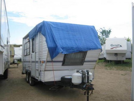 1993 Amerigo 18' M-180 Trailer from Starling Travel