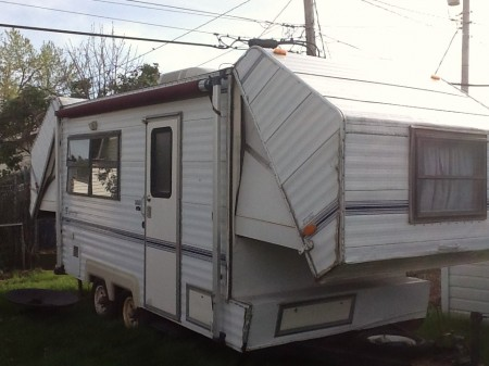 1993 Amerigo 19' M-190 Trailer from Starling Travel