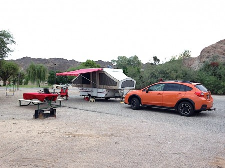 A Better Homemade Awning from Starling Travel