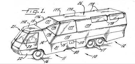 A Futuristic Camper That Never Came To Be from Starling Travel