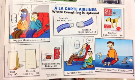 A La Carte Airlines from Starling Travel
