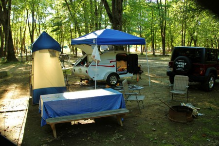 A Perfect Campsite from Starling Travel