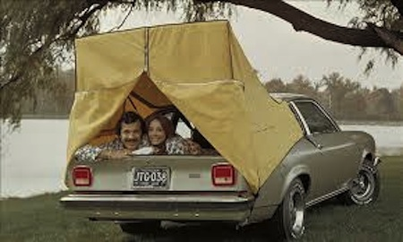 AMC Hornet Camping Tent from Starling Travel