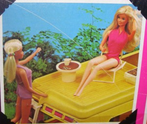 Barbie Star Traveler Lounge on the Roof