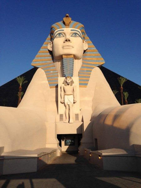 Beautiful Day at the Luxor from Starling Travel