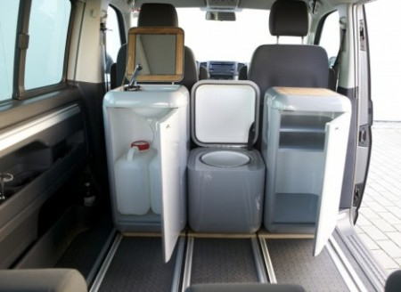 Buddy Box in a Van from Starling Fitness