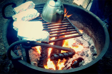 Camp Burritos Easy Campfire Cooking from Starling Travel