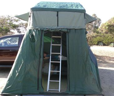 Car Top Camper from Starling Travel