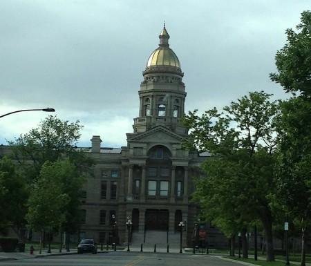 Cheyenne Wyoming Capital Building