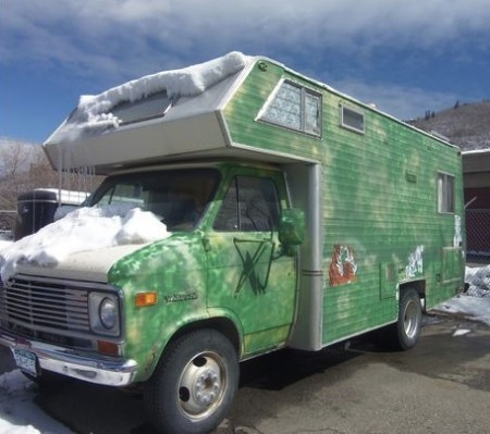 Coolest RV You Will Find: Um... from Starling Travel