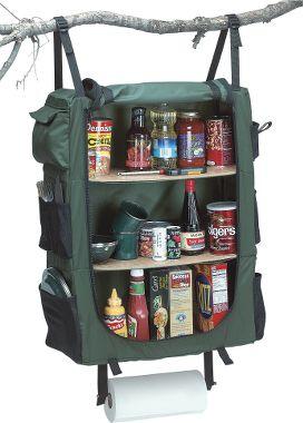 Creek Company Camp Cupboard