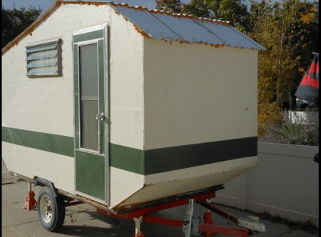 Custom Built Trailer in Murray UT