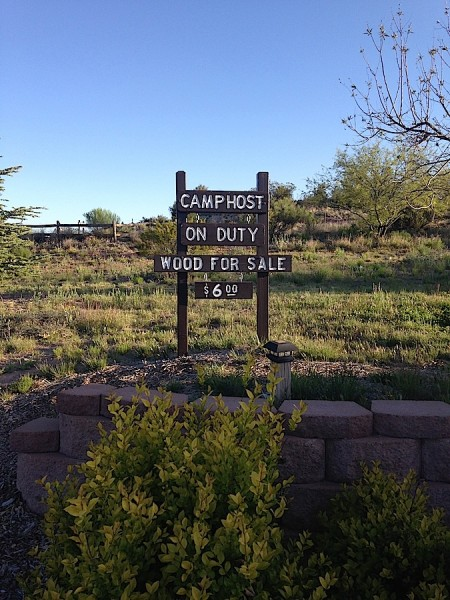 Dead Horse Ranch State Park AZ Firewood for Sale from Starling Travel