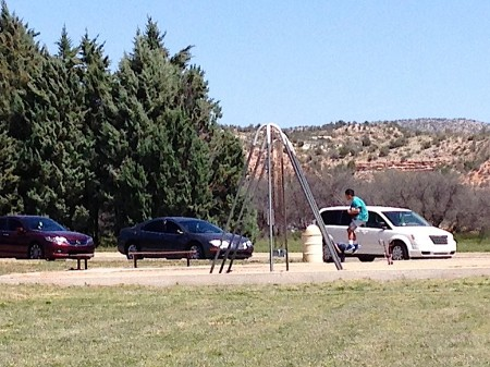Dead Horse Ranch State Park AZ Playground from Starling Travel