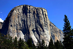 El Capitan in Yosemite from Starling Travel