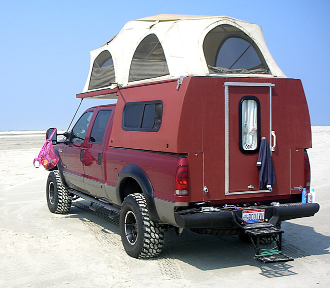 Flip-Pac C&er from Starling Travel & Starling Travel » Flip-Pac Camper
