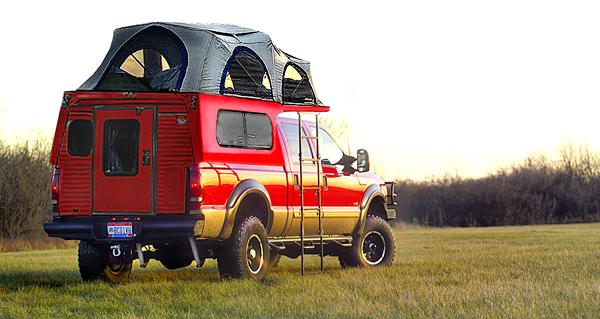 Starling Travel 187 Flip Pac Camper