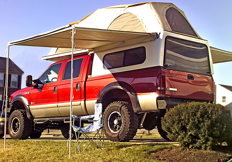 Starling Travel 187 Flip Pac Camper