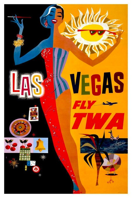 Fly Las Vegas TWA