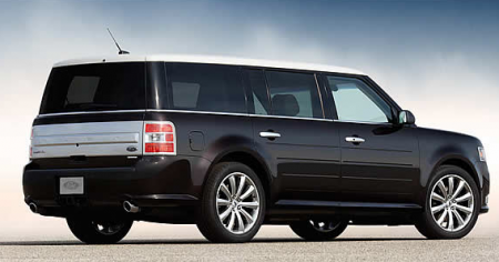 Ford Flex 2013: A Great Camping Car from Starling Travel