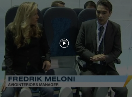 Fredrick Meloni and the Airplane Torture Seats