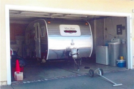 Garageable Riverside Retro RV