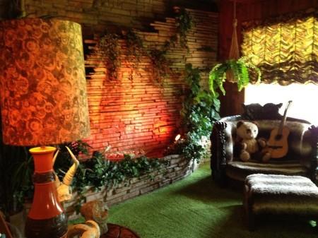 Graceland Jungle Room