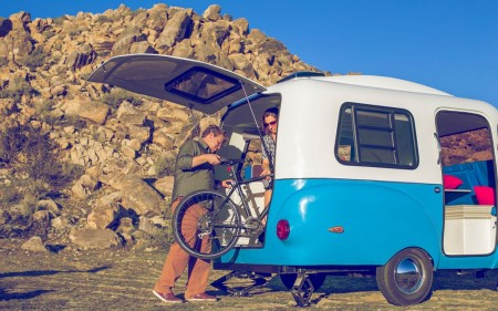 Happier Camper from Starling Travel Load Your Bike