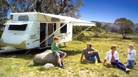 Jayco Destiny Australian Pop Top Camper