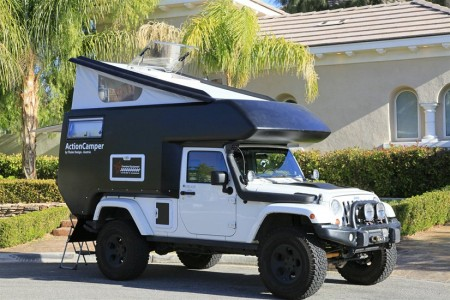 Jeep Action Camper from Starling Travel