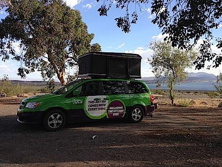 Jucy RV from Starling Travel