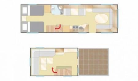 Kabe Royal Tower floor plan