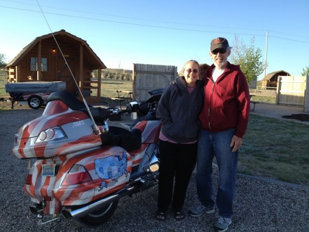 Kevin and Sherri Parsons 50 States in 50 Weeks